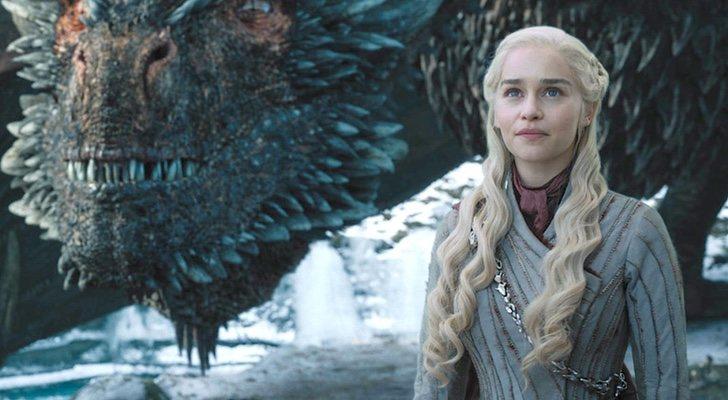 Daenerys dans 'Game of Thrones'
