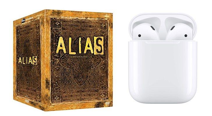 'Alias' et AirPods