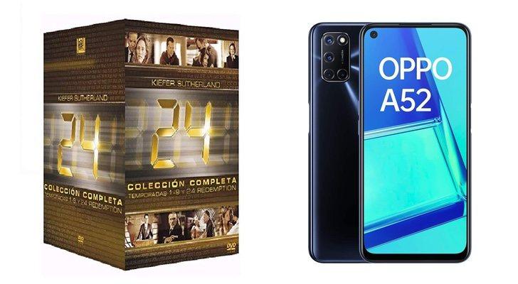 '24' et smartphone Oppo