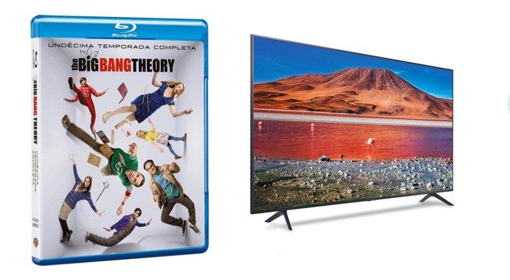 `` The Big Bang Theory '' et Smart TV