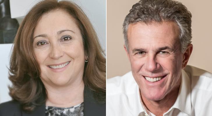 Pilar Castro et Paolo Bassetti