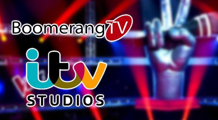 Logos de Boomerang TV et ITV Studios