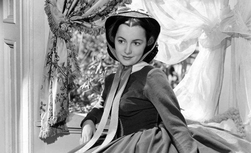 Olivia de Havilland dans 'Autant en emporte le vent'