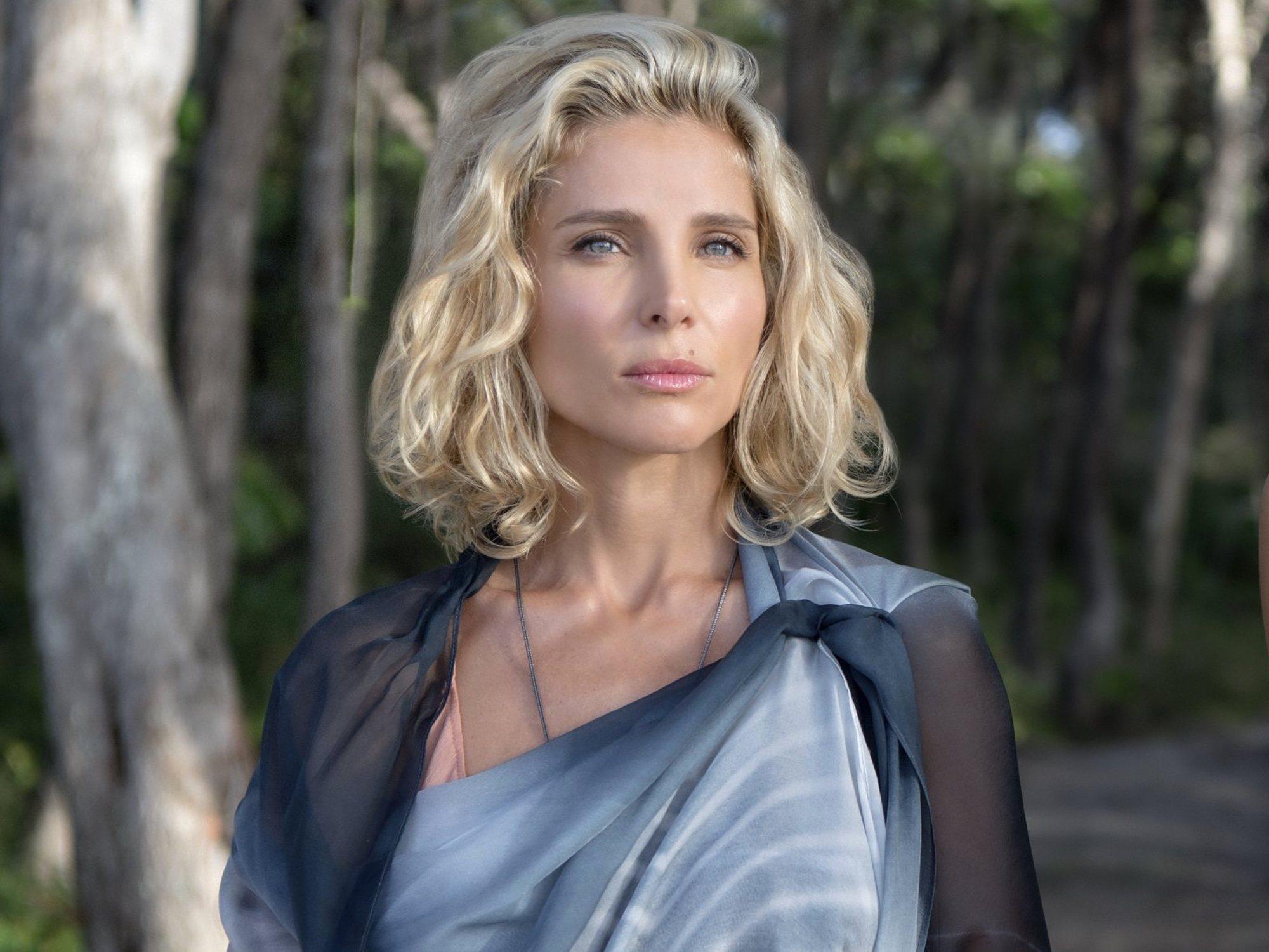 Elsa Pataky dans `` Le pays des marées ''