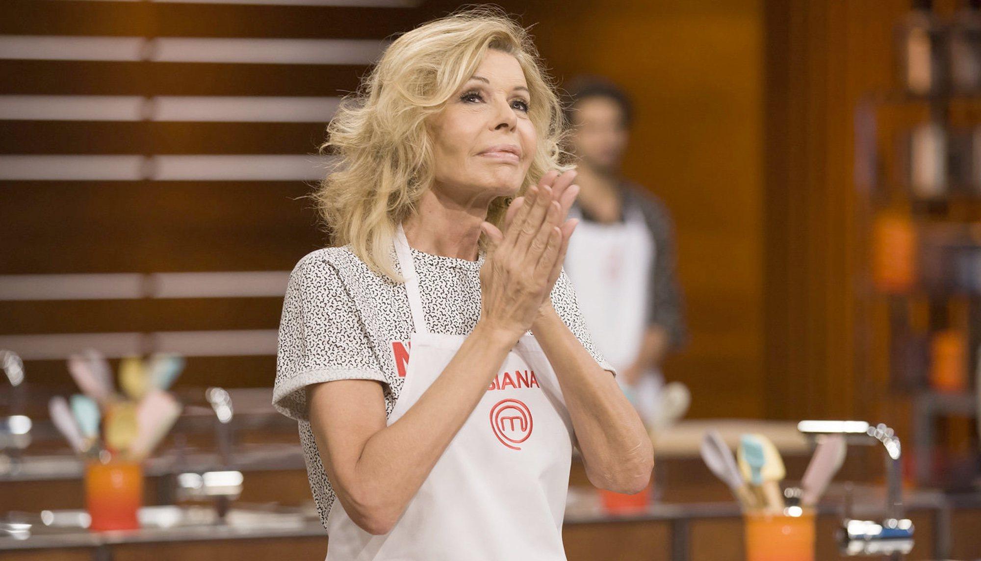 Bibiana Fernández, dans 'MasterChef Celebrity'
