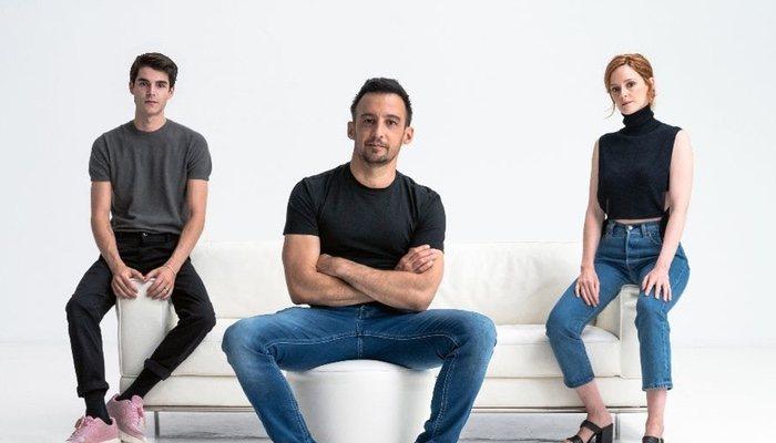 Alejandro Amenábar, Álvaro Mel et Ana Polvorosa