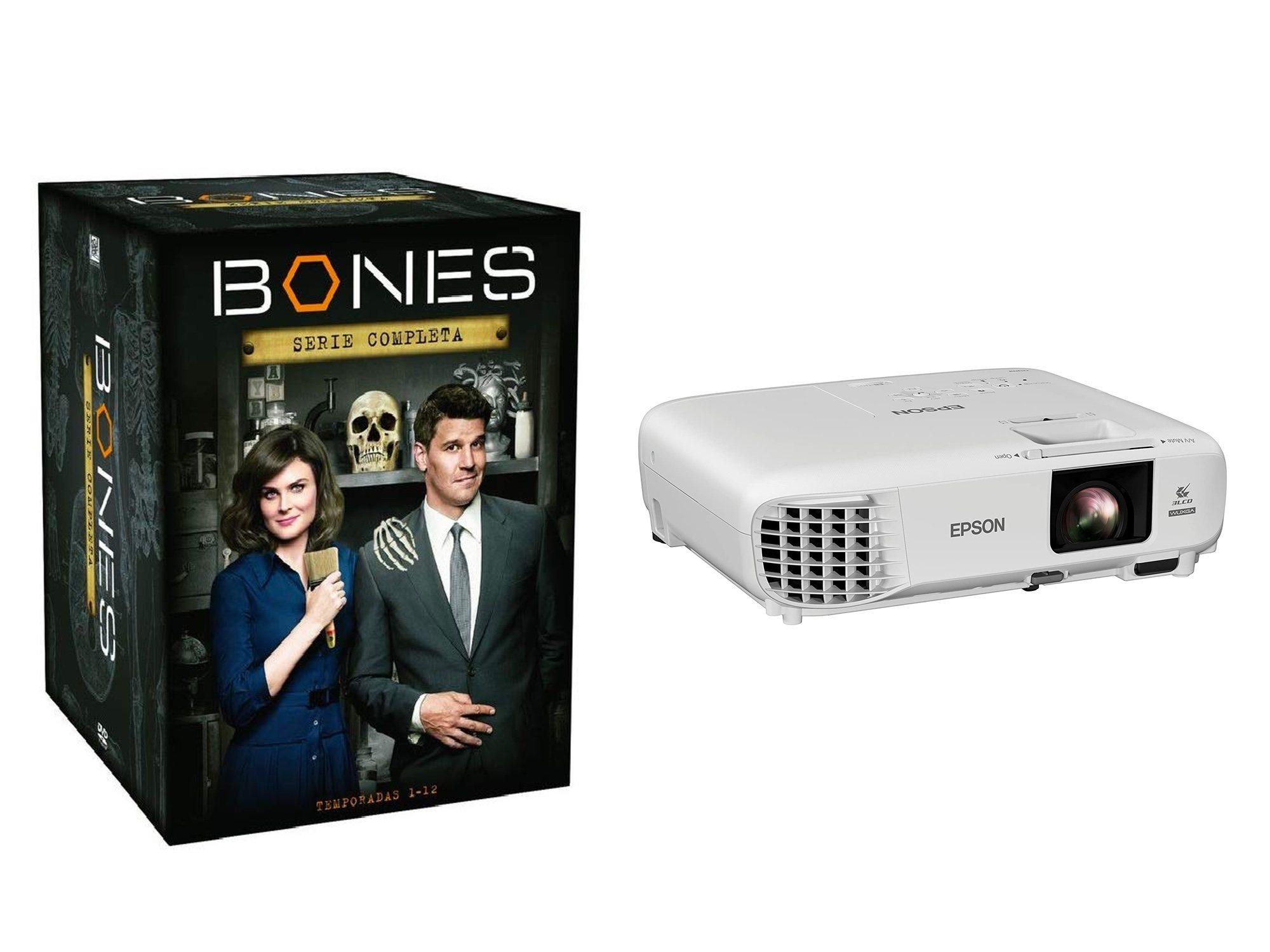 Projecteur 'Bones' et Epson