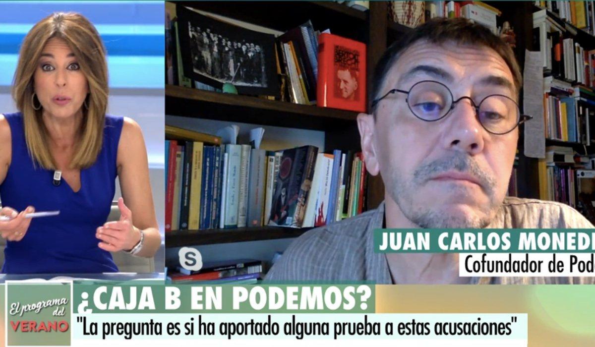 Ana Terradillos et Juan Carlos Monedero