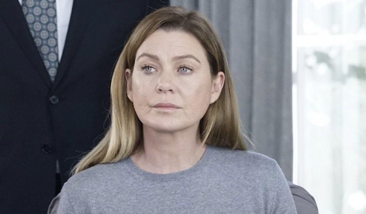 Ellen Pompeo, dans 'Grey's Anatomy'