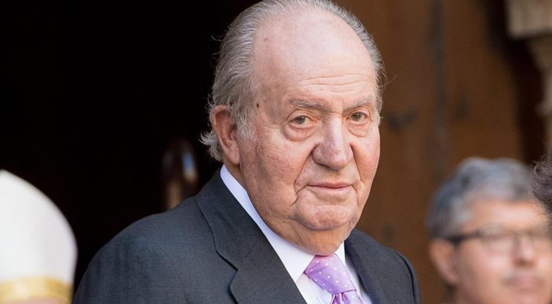 Roi émérite Juan Carlos I