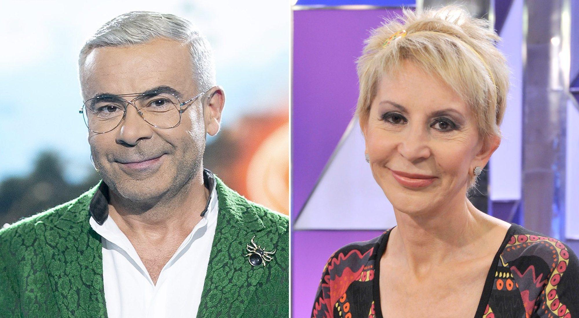 Jorge Javier Vázquez et Karmele Marchante