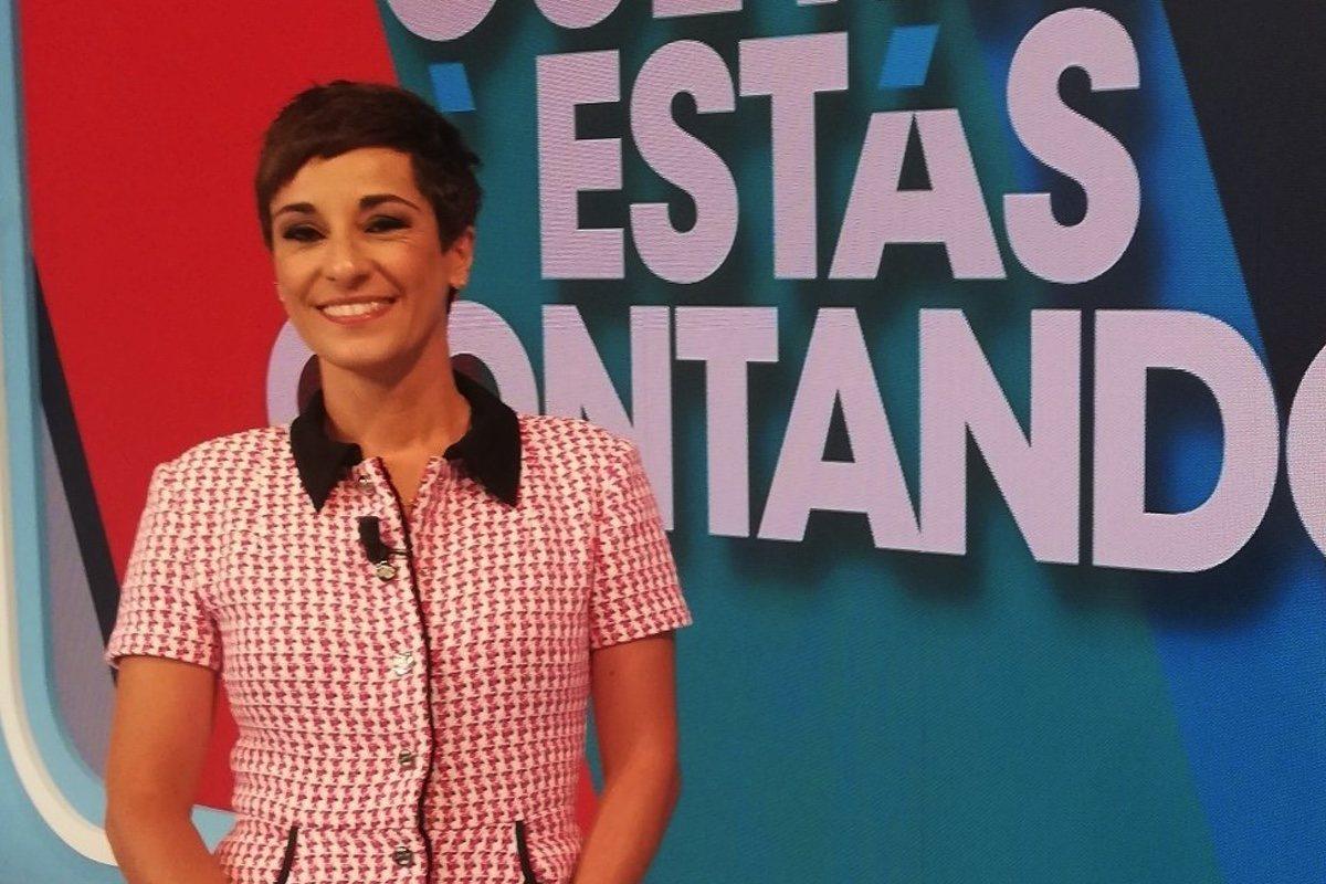 Adela González, dans 'Que me dites-vous'