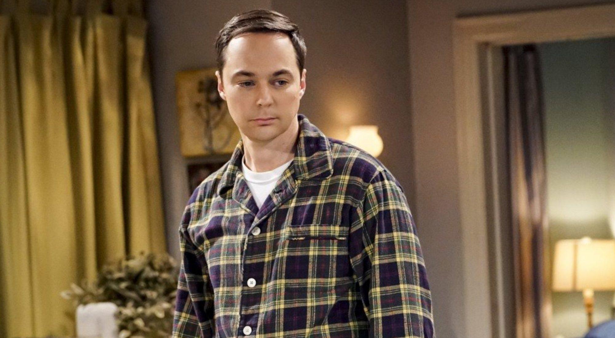 Jim Parsons dans 'The Big Bang Theory'