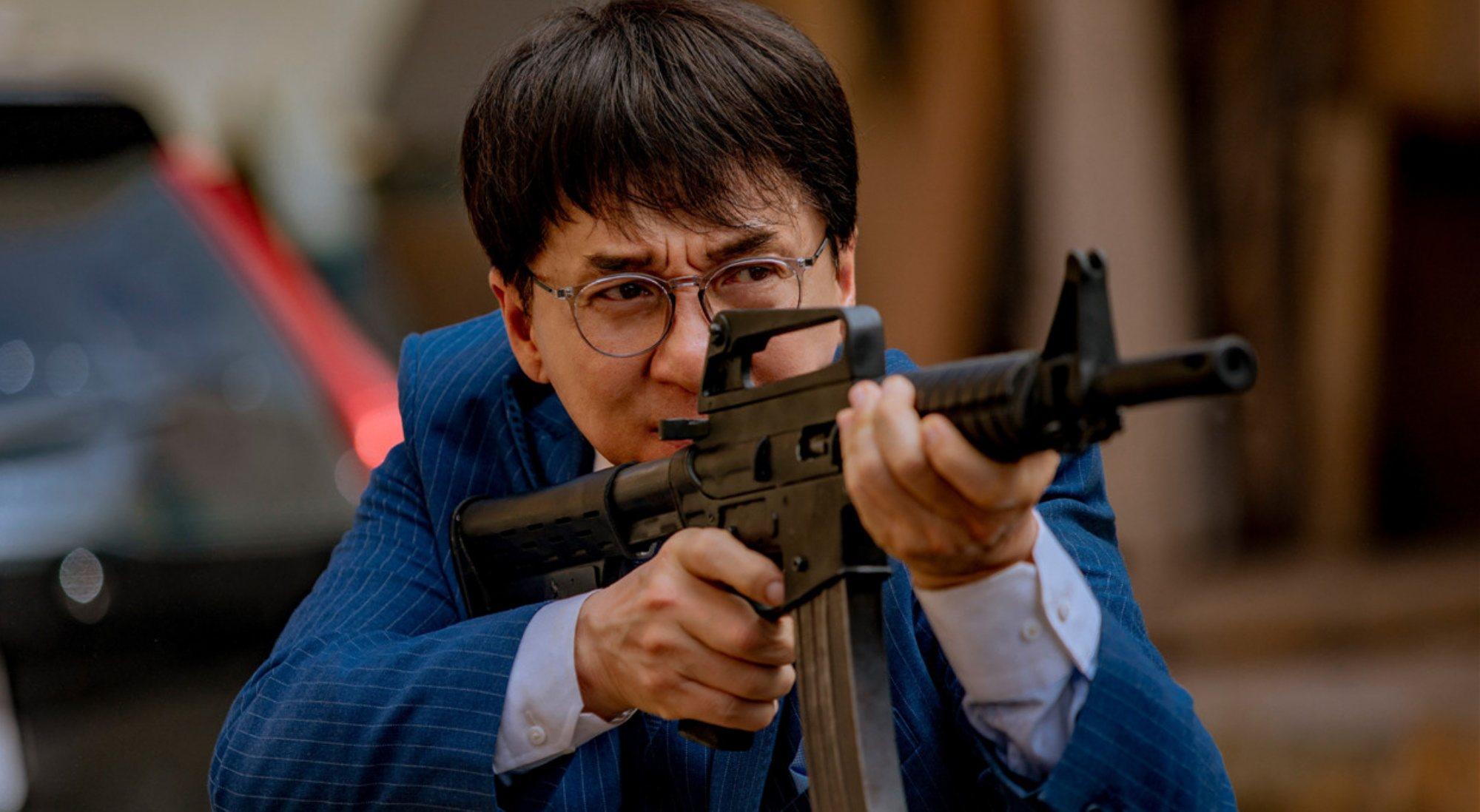 Jackie Chan dans