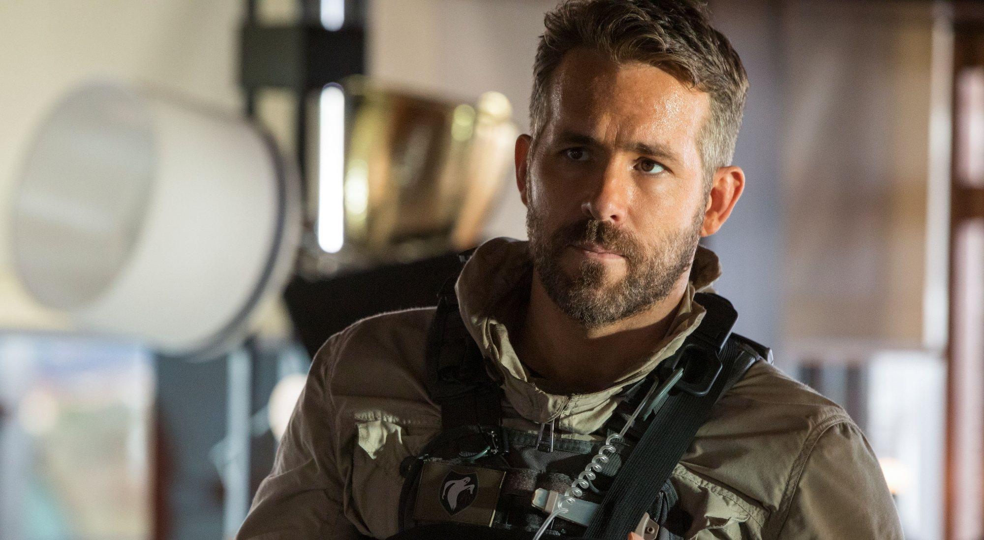 Ryan Reynolds dans 'Shadow 6'