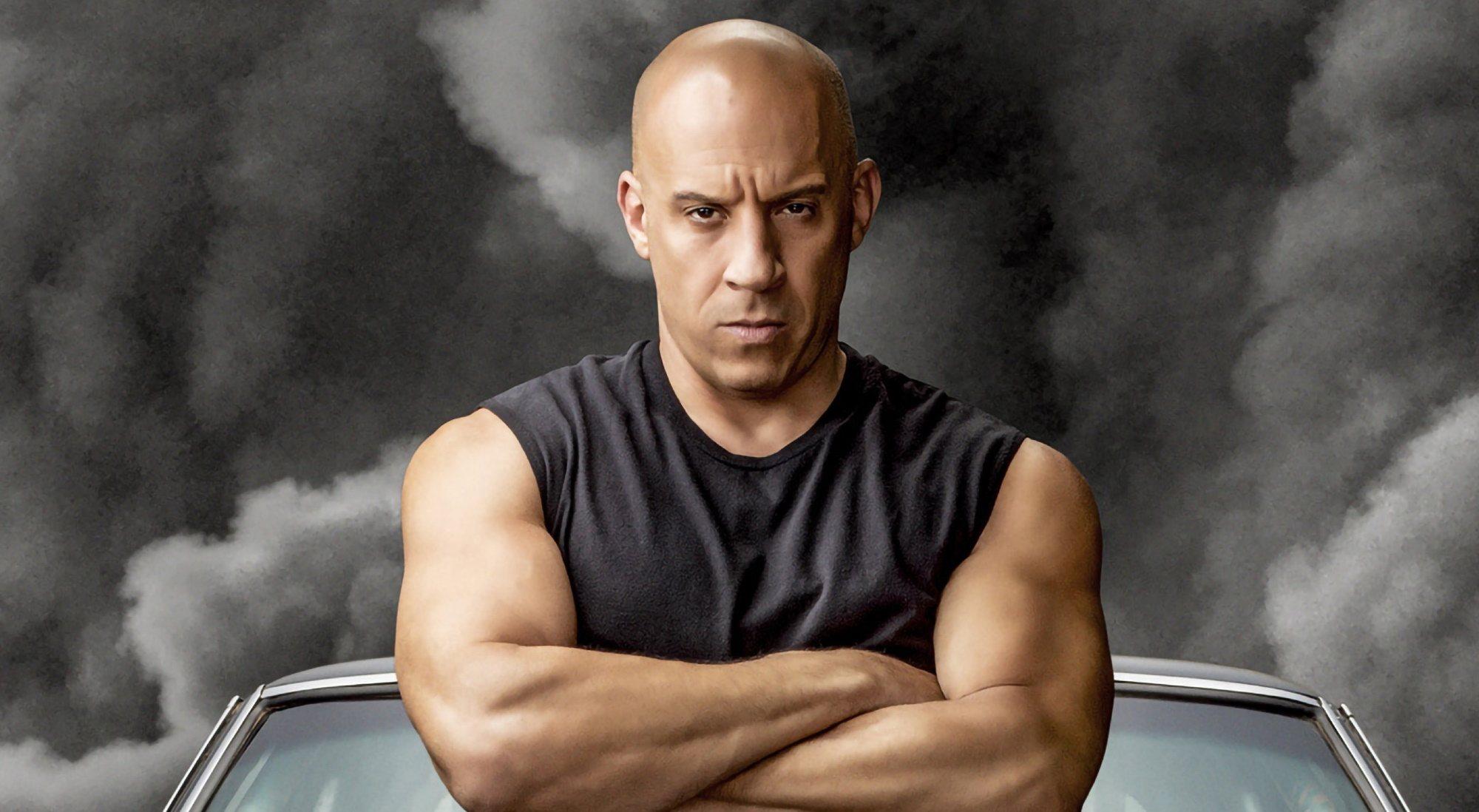 Vin Diesel sur l'affiche