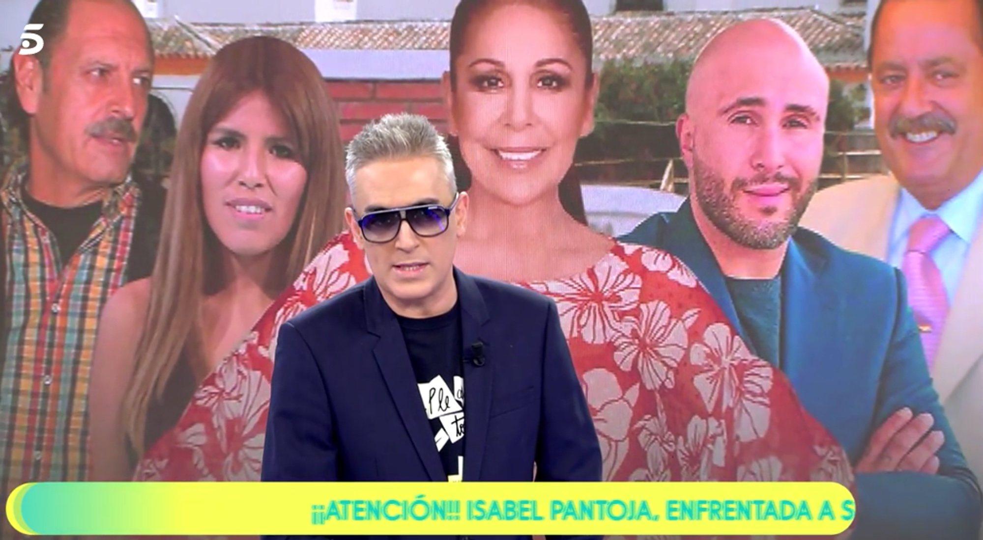 El Motivo Por El Que Kiko Hernández Presentó Sálvame Con Gafas De Sol