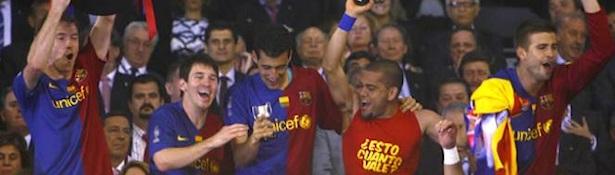 Final de la Champions: Barça - Manchester 1