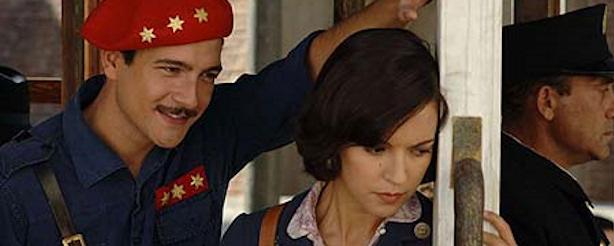 Verónica Sánchez y Felix Gómez