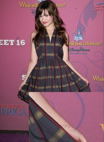 Parecía la chica Disney módelica y formal, pero el mito Demi Lovato ...