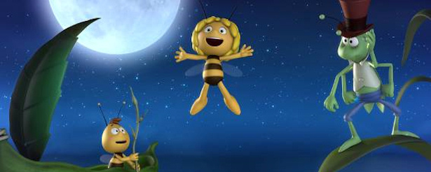 La abeja Maya 3D se estrenar en Espaa el primer trimestre de 2012