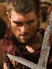Liam McIntyre en 'Spartacus: Vengeance'