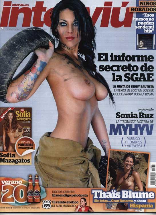 Tronista De Mujeres Y Hombres Viceversa Se Desnuda Para Intervi