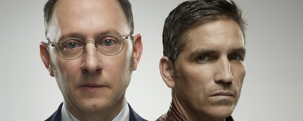 Jim Caviezel y Michael Emerson, protagonistas de 'Vigilados. Person of interest'