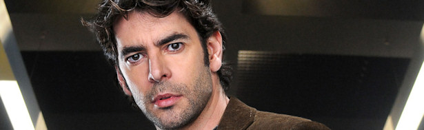 Eduardo Noriega, protagonista de 'Homicidios'