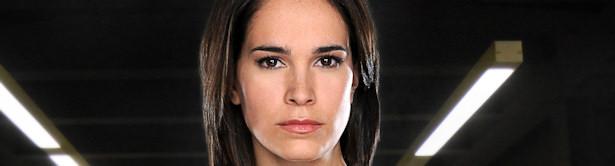 Celia Freijeiro interpretaba a Eva Hernández en 'Homicidios'