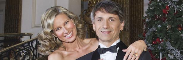 José Mota y Anne Igartiburu, presentadores de las Campanadas 2012
