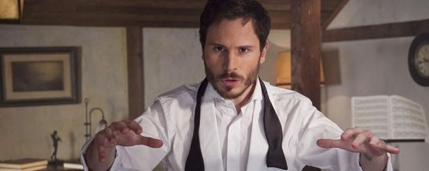 Rubén Ochandiano para 'Grimm'