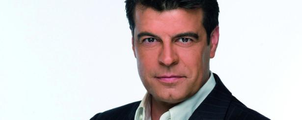 El actor Andoni Ferreño