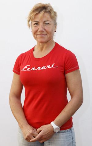 Mari Ángeles Torres de 'Cuerpo médico'