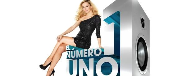 Paula en 'El número uno'