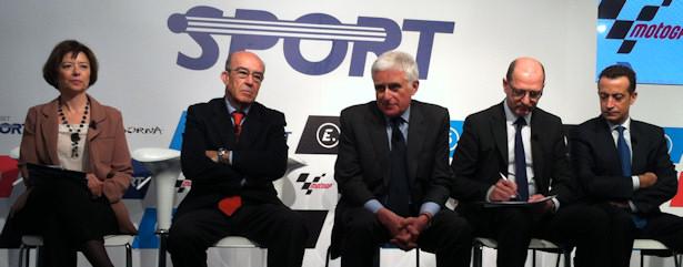 Presentación de Motociclismo 2012