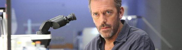 Hugh Laurie ha protagonizado 'House' durante ocho temporadas.