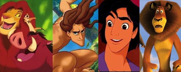 Disney Cuatro