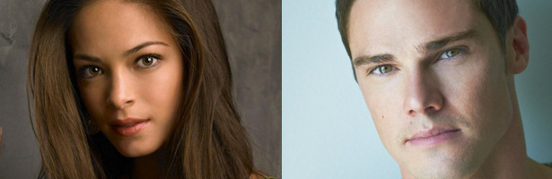 Kristin Kreuk y Jay Ryan, protagonistas de 'Beauty and The Beast'