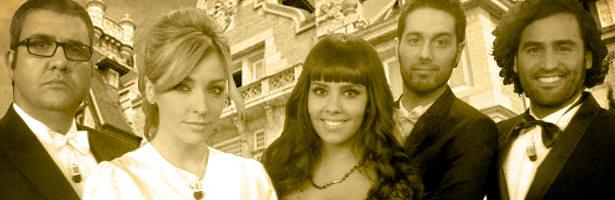 El equipo de 'Otra movida' se mete en 'Gran Hotel' en el programa 800.