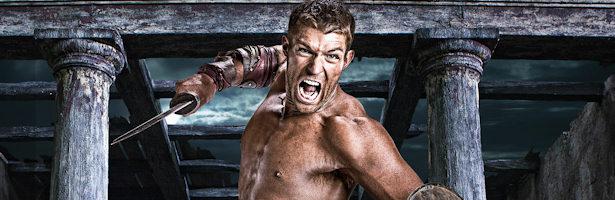 Liam McIntyre ha protagonizado 'Spartacus' tras la muerte de Andy Whitfield.