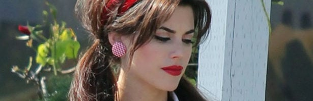 Meghan Ory interpreta a Ruby (Caperucita Roja) en 'Once Upon a Time'.