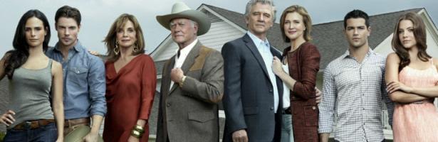 Protagonistas de la nueva 'Dallas' de TNT