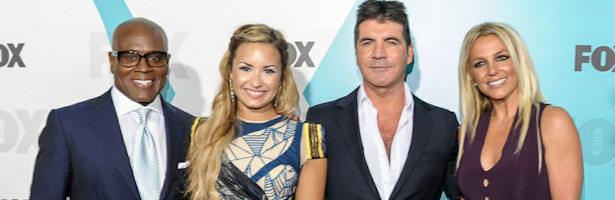 El nuevo jurado de 'The X Factor' en su segunda edición.