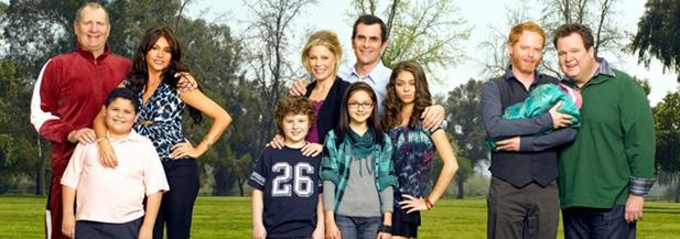 Los protagonistas de 'Modern Family'