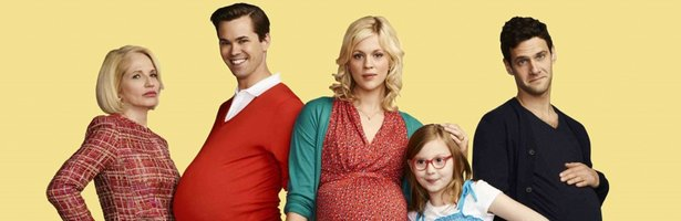 'The New Normal' es la nueva apuetsa de NBC