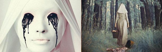 Las monjas centran las imágenes promocionales de 'American Horror Story: Asylum'
