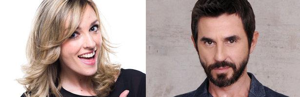 Anna Simón y Santi Millán, los nuevos colaboradores de 'El hormiguero'