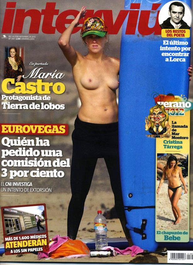 maria castro desnuda interviu