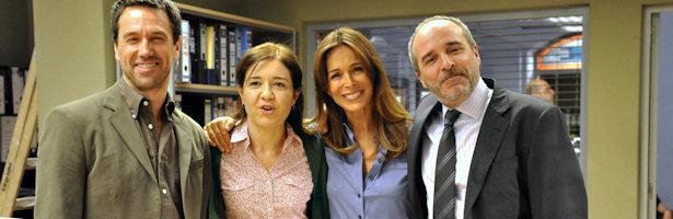 Lydia Bosch será una de las invitadas en la tercera temporada de 'Los misterios de Laura'